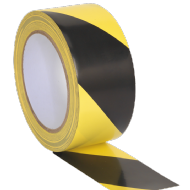 Sealey Anti-Slip Tape Self-Adhesive Black Yellow 50mm x 18mtr